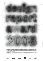 Design Report Award 2008
